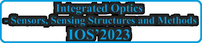 INTEGRATED OPTICS - SENSORS, SENSING STRUCTURES and METHODS